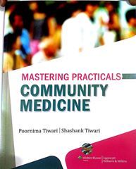 Practical book Community Medicine