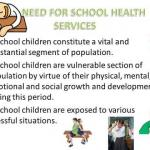 School Health Services - Lecture in Hindi